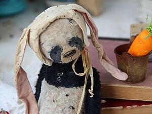 МК по панде в одежке 13-14 сентября   Ярмарка Мастеров - ручная работа, handmade