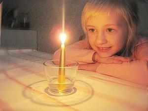 Восковые свечи Маканные. | Ярмарка Мастеров - ручная работа, handmade