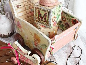 Для моей красавицы! - большой набор игрушек для девочки. | Ярмарка Мастеров - ручная работа, handmade