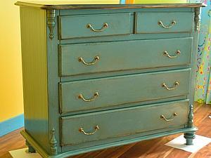 Идея обновлять мебель родилась не вчера | Ярмарка Мастеров - ручная работа, handmade