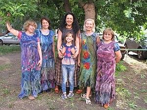 Отчет о МК Елены Смирновой в Омске | Ярмарка Мастеров - ручная работа, handmade
