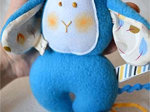 Шьем развивающую игрушку Бяшечку. Ярмарка Мастеров - ручная работа, handmade.