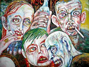 Отчаянный | Ярмарка Мастеров - ручная работа, handmade