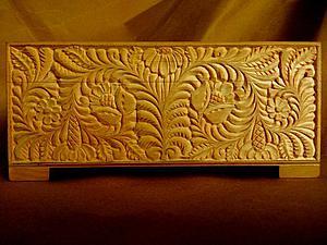 Мастер-класс: основы абрамцево-кудринской резьбы. Ярмарка Мастеров - ручная работа, handmade.