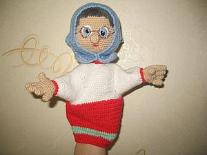 Зачем ребенку кукольный театр (пальчиковая и кукла-перчатка)? Часть вторая: | Ярмарка Мастеров - ручная работа, handmade