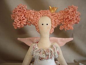 Прическа принцессе -тильде | Ярмарка Мастеров - ручная работа, handmade