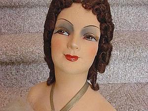 День Четвертый. Будуарная кукла | Ярмарка Мастеров - ручная работа, handmade