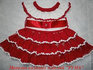 Вторая коллекция детских платьев. | Ярмарка Мастеров - ручная работа, handmade