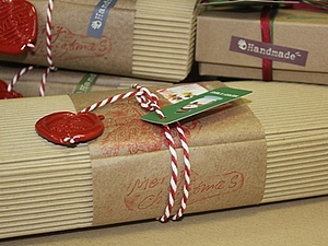 Подарочная упаковка своими руками. Ярмарка Мастеров - ручная работа, handmade.