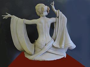 Marie-Paule Deville-Chabrolle: экспрессия и нежность. Ярмарка Мастеров - ручная работа, handmade.