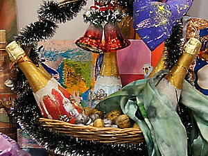 Новогоднее изобилие. Ярмарка Мастеров - ручная работа, handmade.