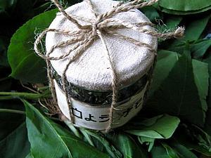 Оформление баночки для чая или кофе | Ярмарка Мастеров - ручная работа, handmade