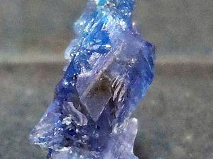 Еремеевит — камень, влекущий к себе таинственностью цвета неба. Ярмарка Мастеров - ручная работа, handmade.