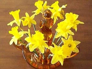 Викторианские лягушки для роз и портбукеты. Ярмарка Мастеров - ручная работа, handmade.