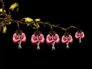 Цветы из Людей!!! | Ярмарка Мастеров - ручная работа, handmade