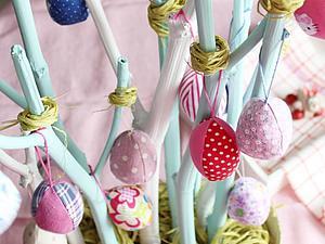 Создание пасхального дерева | Ярмарка Мастеров - ручная работа, handmade
