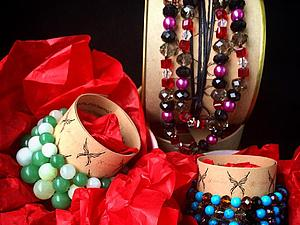 Комплект браслетов-выбор без доказательств!   Ярмарка Мастеров - ручная работа, handmade