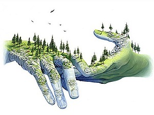 Природа - лучший  художник! | Ярмарка Мастеров - ручная работа, handmade