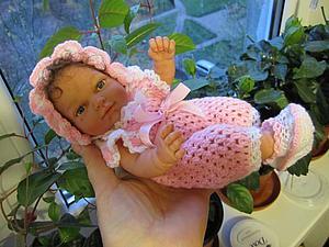 Малышка Златослава - куклы реборн Инны Богдановой | Ярмарка Мастеров - ручная работа, handmade