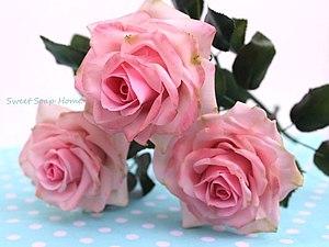 Новинка нашей студии - керамическая флористика! Цветы из холодного фарфора - как живые! | Ярмарка Мастеров - ручная работа, handmade