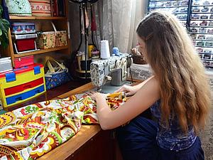 Уютная  мастерская: мой личный опыт в организации рабочего места. Ярмарка Мастеров - ручная работа, handmade.
