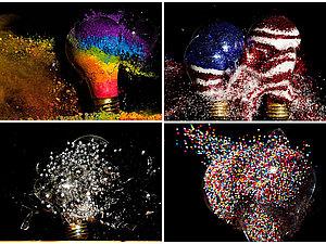 Взрывающиеся лампочки  от Джона Смита | Ярмарка Мастеров - ручная работа, handmade