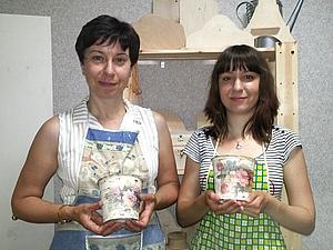 «Все Секреты Шебби» на металле, техника шебби, стиль шебби-шик | Ярмарка Мастеров - ручная работа, handmade