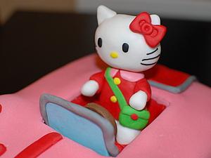 Тортик в подарок к тортику))) | Ярмарка Мастеров - ручная работа, handmade