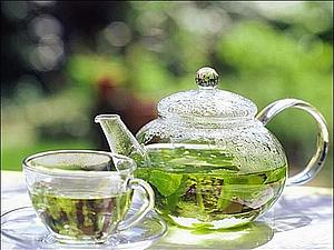 Домашние маски для лица из зеленого чая | Ярмарка Мастеров - ручная работа, handmade