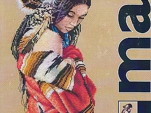ура!!! дождалась вышивку))) | Ярмарка Мастеров - ручная работа, handmade