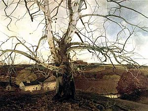 Мистический реализм в работах художника Andrew Newell Wyeth. Ярмарка Мастеров - ручная работа, handmade.