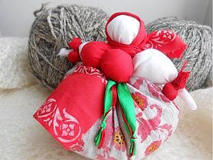 Традиционная кукла | Ярмарка Мастеров - ручная работа, handmade