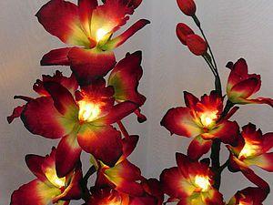 Королевская орхидея! Новая работа в магазине в наличии!   Ярмарка Мастеров - ручная работа, handmade