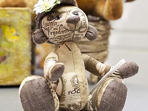 Пошив мишек Тедди | Ярмарка Мастеров - ручная работа, handmade