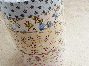 Декоративный тканевый скотч по 40 рублей!   Ярмарка Мастеров - ручная работа, handmade