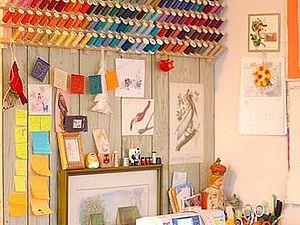 41 Идея! Рабочее место | Ярмарка Мастеров - ручная работа, handmade