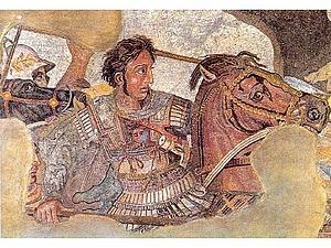 Льняные доспехи Александра Македонского, или Из истории «линоторакса». Ярмарка Мастеров - ручная работа, handmade.
