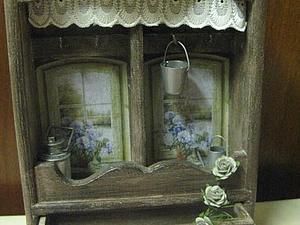 Курс 777!! Ключница из старого дерева. | Ярмарка Мастеров - ручная работа, handmade