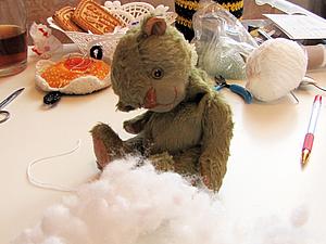 Мастер-классы по мишкам Тедди и их друзьям в Тюмени   Ярмарка Мастеров - ручная работа, handmade