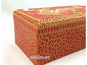 Золотая сеточка   Ярмарка Мастеров - ручная работа, handmade