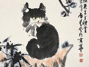 Мастер-класс по китайской живописи се-и