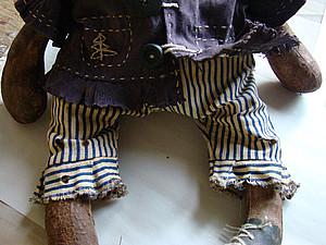 Шьем штанишки для куклы. Часть 2. Ярмарка Мастеров - ручная работа, handmade.