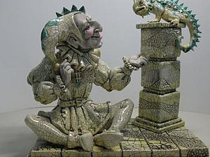 «Певец красной глины» Дмитрий Пучков и его работы. Ярмарка Мастеров - ручная работа, handmade.