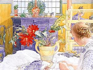 Дом под солнцем, или Дизайн счастья по-шведски. Ярмарка Мастеров - ручная работа, handmade.