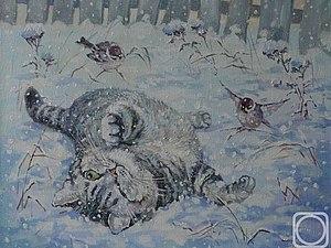 Масляная живопись. Зимний интенсив с Ульяной Глазковой!   Ярмарка Мастеров - ручная работа, handmade