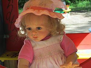Малышкка Вероника-куклы реборн Инны Богдановой.   Ярмарка Мастеров - ручная работа, handmade