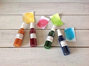 Бюджетные самодельные спреи из пасхальных красителей. Ярмарка Мастеров - ручная работа, handmade.