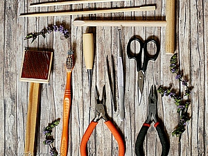 С чего начинаются мишки-тедди? Часть1: инструменты. Ярмарка Мастеров - ручная работа, handmade.