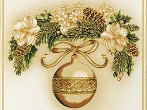 Обновленная и расширенная коллекция 2013 Новогодняя роскошь от Роберт Кауфмана   Ярмарка Мастеров - ручная работа, handmade