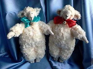 Розыгрыш овечки! | Ярмарка Мастеров - ручная работа, handmade